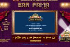 Vote na Stronger para o 1º Prêmio Lady Fama da Noite LGBT
