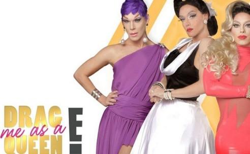 """Drag Me As a Queen"" faz história na TV brasileira"
