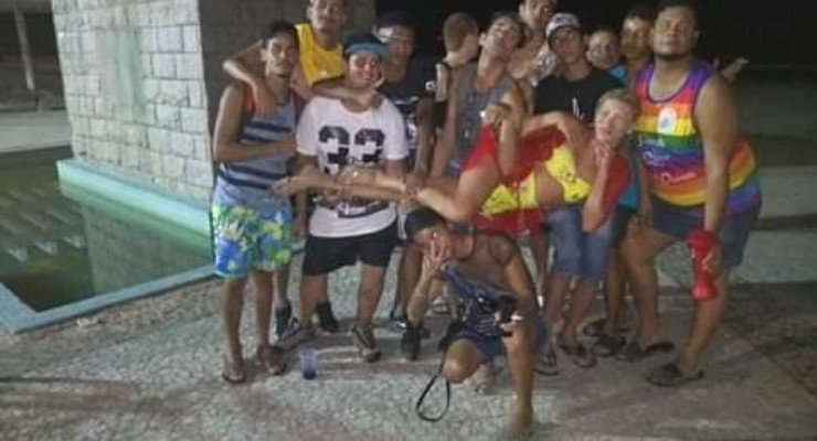 Encontro LGBTI+ Praia Grande