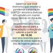 Periferia LGBTI unida contra o Coronavírus